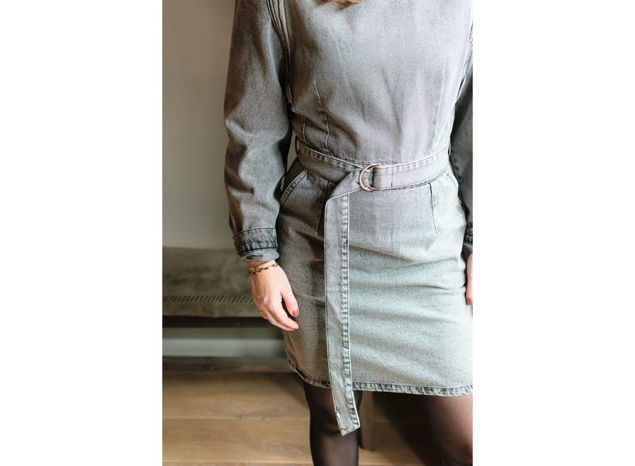 Kendra Denim dress