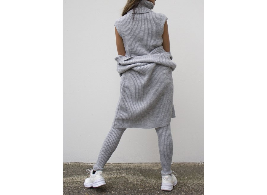 Indy 3-piece Suit Grey