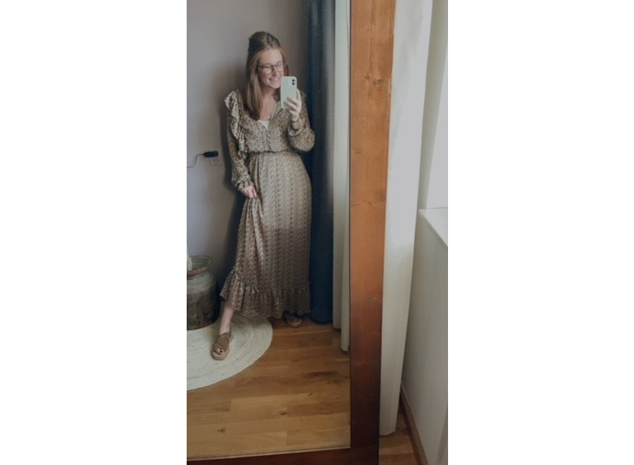 Parker Leah Dress