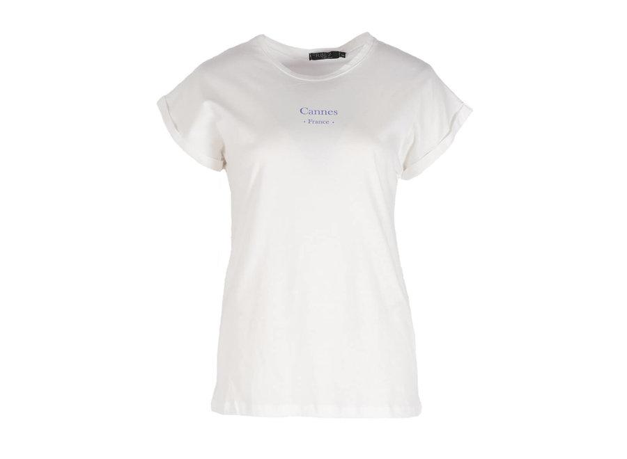 Jessie T-shirt Wit