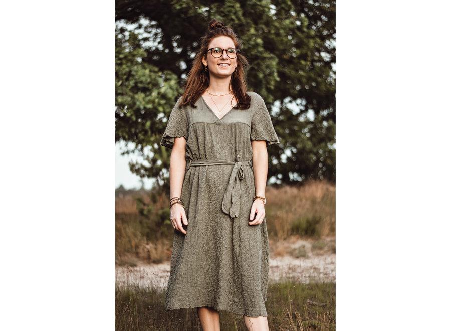 Anna Dresses Green