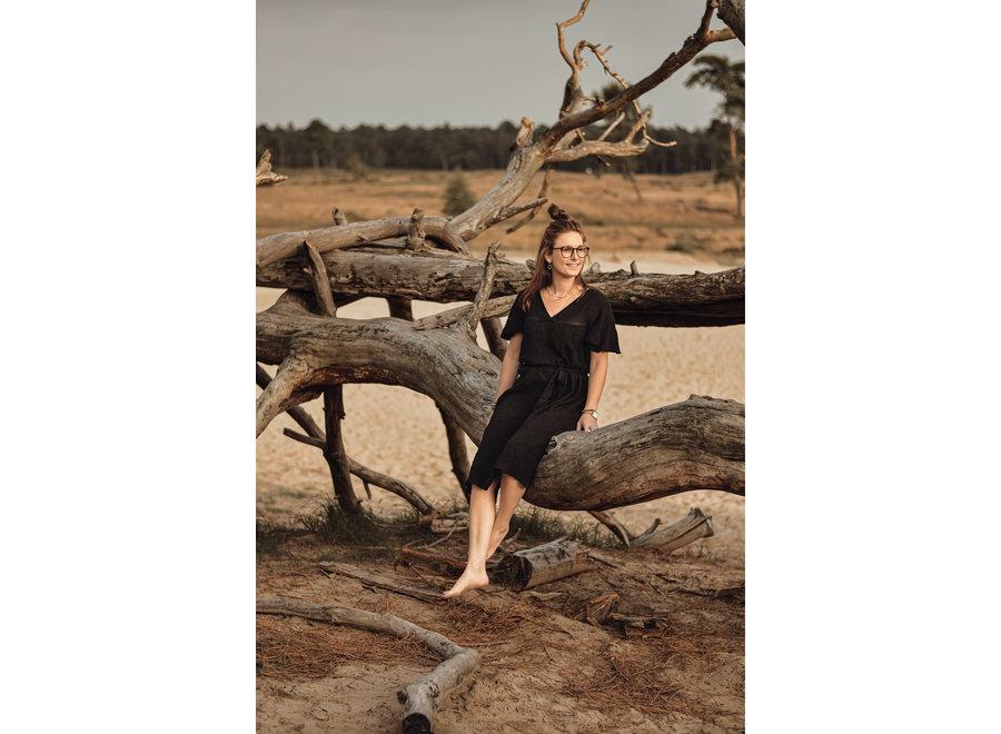 Anna Dresses Black