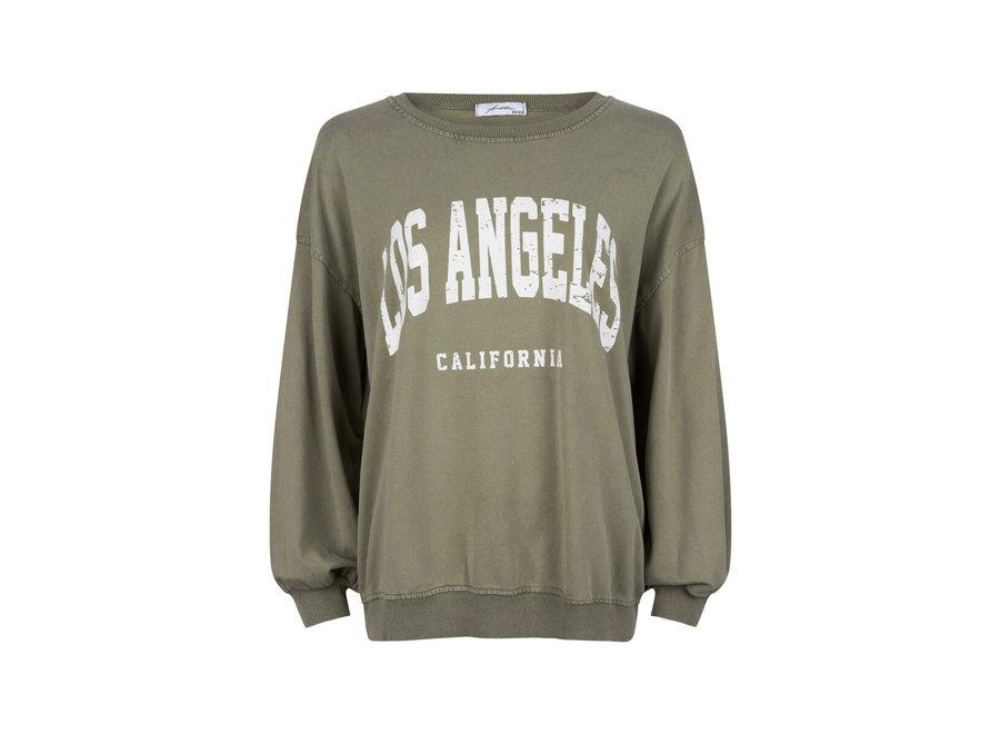 LA Sweater Groen