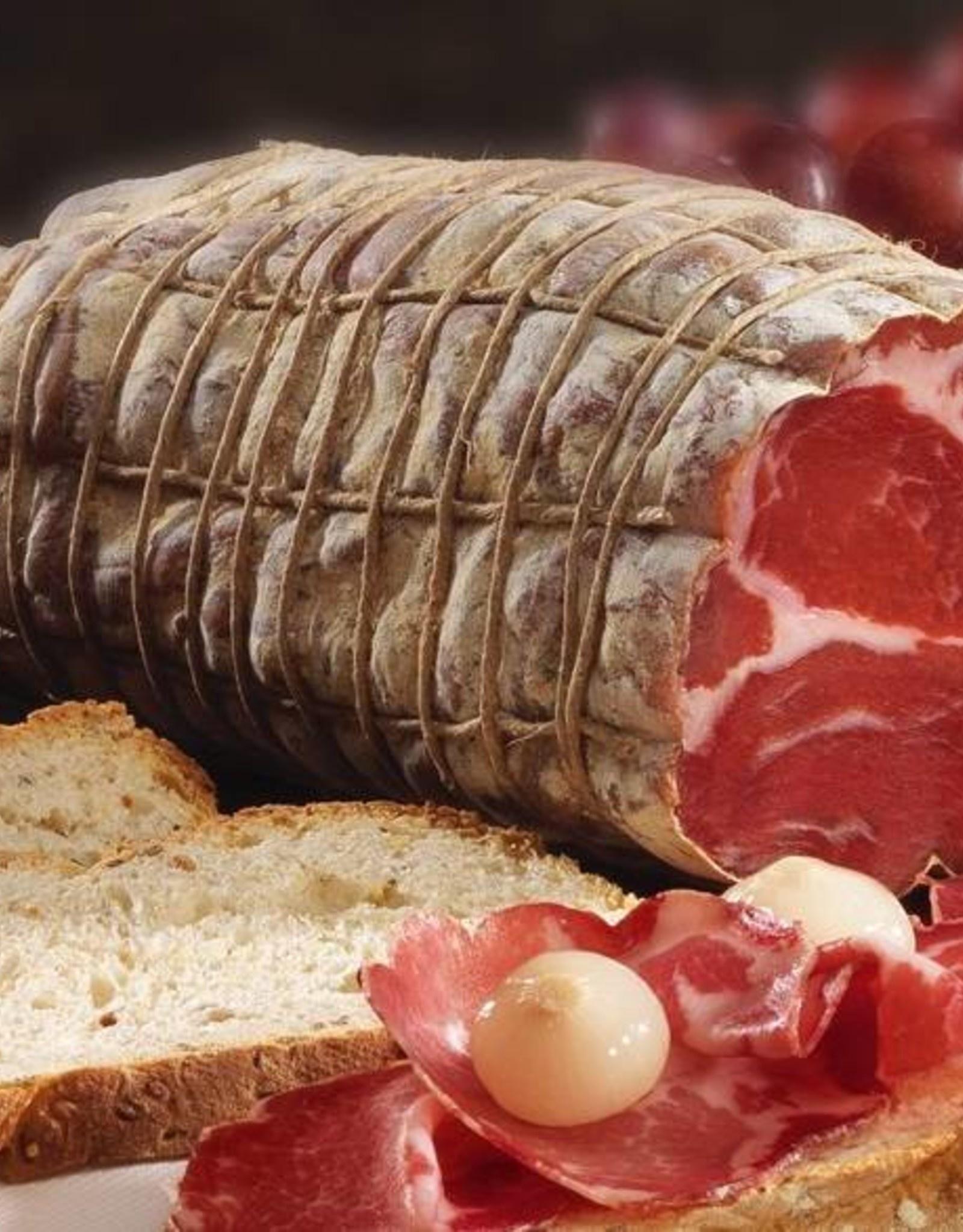 Coppa Stagionata 5 maanden gerijpt - 100 gram