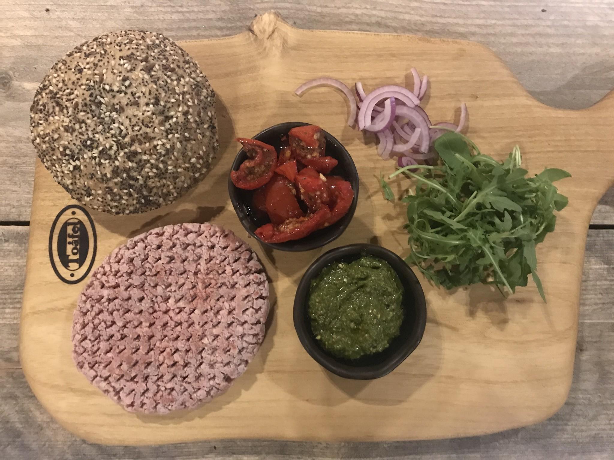 Rocco Granata burger