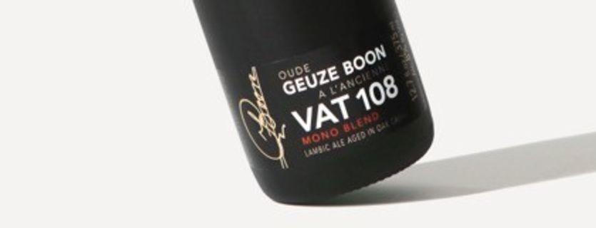 Geuze - Brouwerij Boon in Lembeek - 8% - 37,5cl