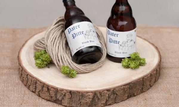 Belgische Blond Bier - Brouwerij Vandeputte in Sint-Juliaan - 33cl - 8%