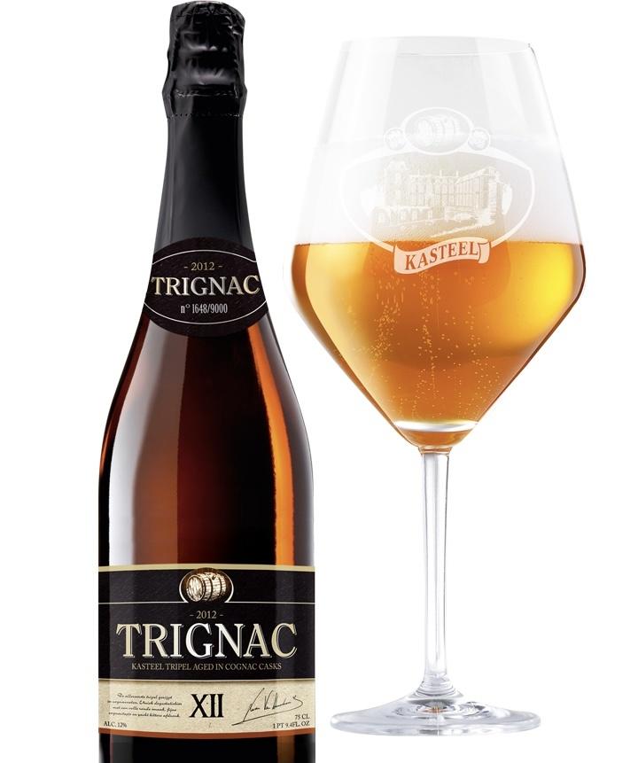 Barrel aged Belgisch blond bier - Brouwerij Vanhonsebrouck - 75cl - 12%
