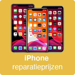 iPhone reparatieprijzen 058 Telefoon Reparaties Leeuwarden