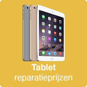 Tablet reparatieprijzen 058 Telefoon Reparaties Leeuwarden