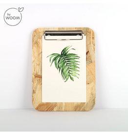 By WOOM |  Clipboard A5