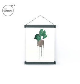 By WOOM |  Posterhanger A3  |  MDF
