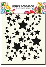 Dutch Doobadoo Dutch Mask art A5 Stars