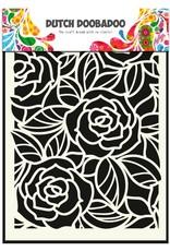 Dutch Doobadoo Dutch Mask A5 Big Roses