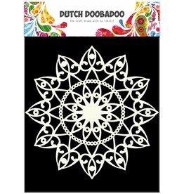 Dutch Doobadoo Dutch Mask Art A4 Circle