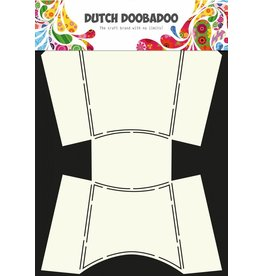 Dutch Doobadoo Dutch Box Art A4 French Fries