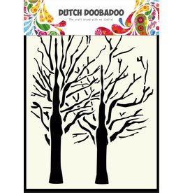 Dutch Doobadoo Dutch Mask Art A6 Trees