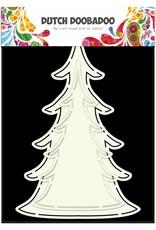 Dutch Doobadoo Dutch Fold Card Art Xmas Tree (2x)