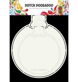 Dutch Doobadoo Dutch Card Christmas Ball 2pcs A5