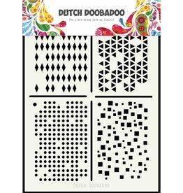 Dutch Doobadoo Dutch Mask Art A5 Multistencil
