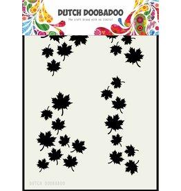 Dutch Doobadoo Dutch Mask Art A5 Autumn Leaves