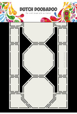 Dutch Doobadoo Dutch Card art Octagons 250 x 150mm