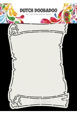 Dutch Doobadoo DDBD Card Art Treasure Map A5
