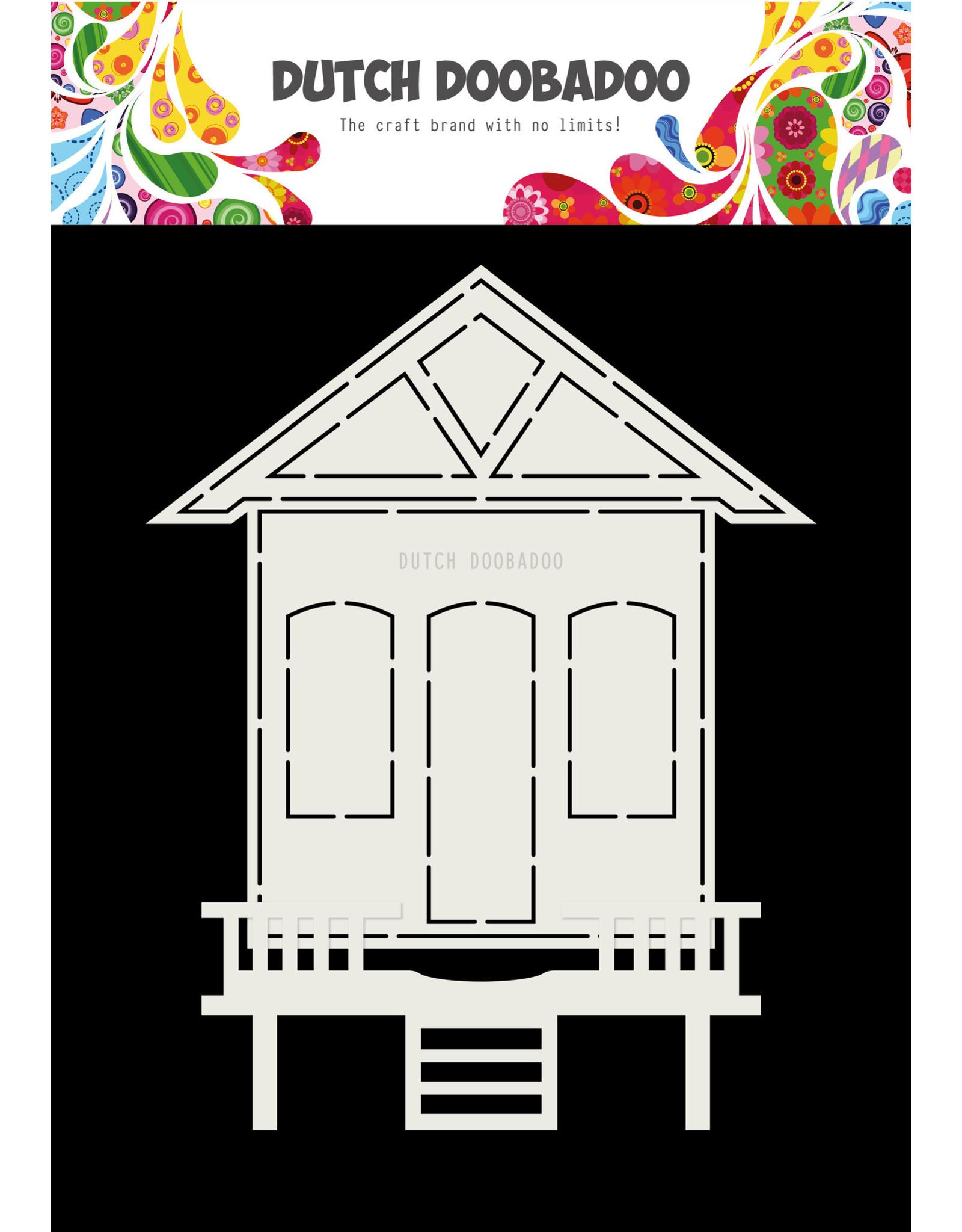 Dutch Doobadoo DDBD Card Art House A5