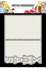 Dutch Doobadoo Dutch Card Art Xmas A5