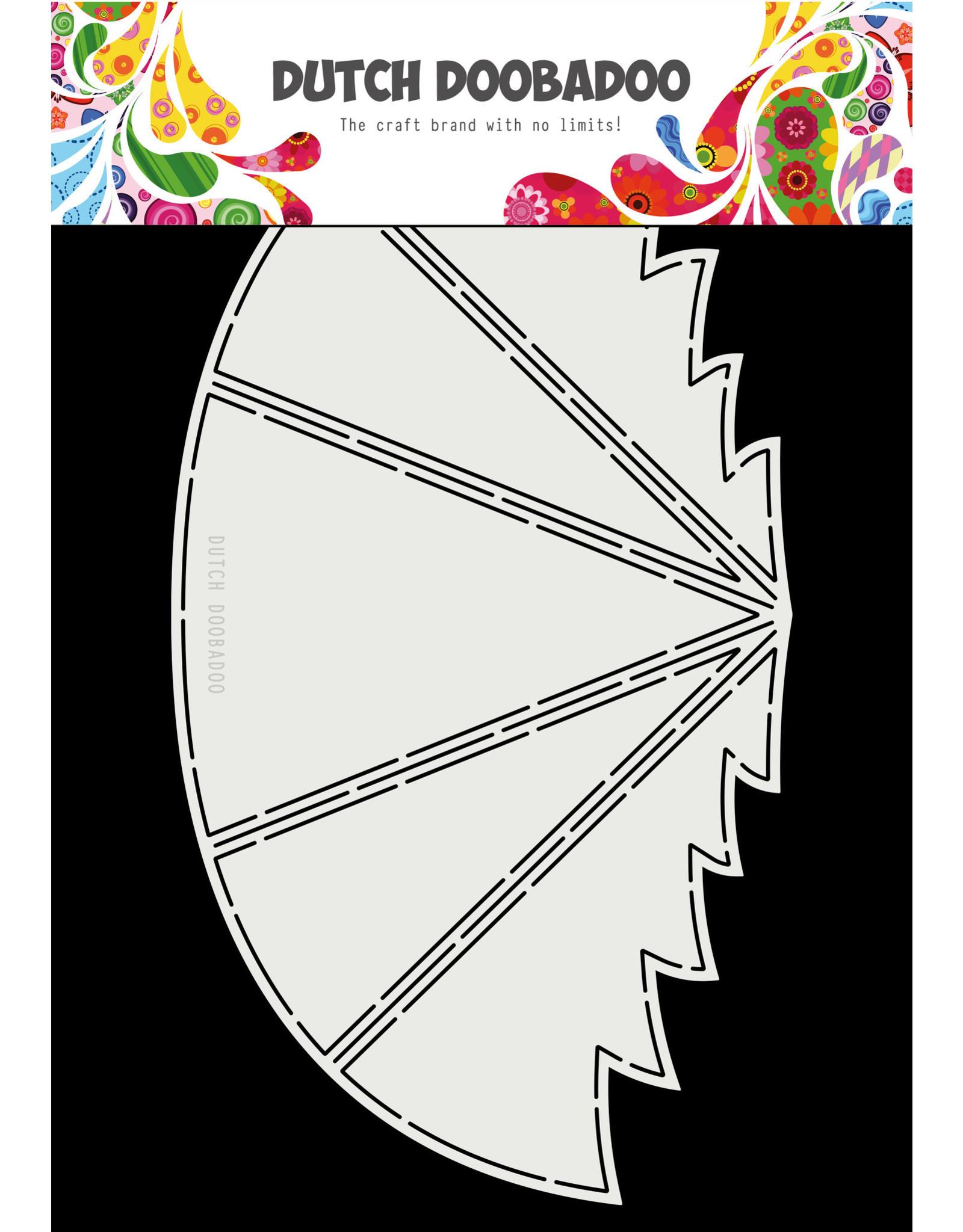 Dutch Doobadoo Dutch Card Art A4 Winter tree