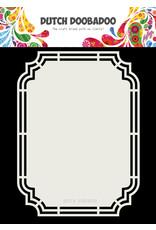 Dutch Doobadoo DDBD Dutch Shape Art Ticket A5