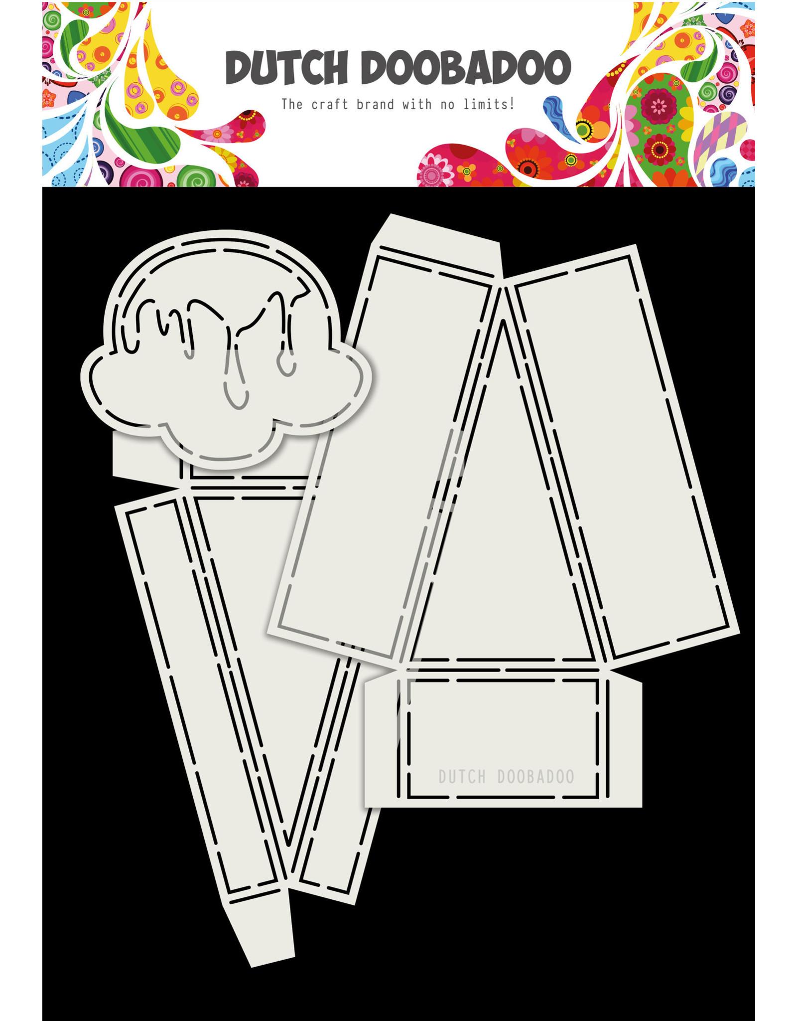 Dutch Doobadoo DDBD Dutch Box Art Ice cream set