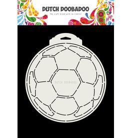 Dutch Doobadoo DDBD Card Art soccer ball A5
