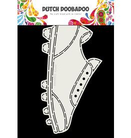 Dutch Doobadoo DDBD Card Art shoe, soccer A5