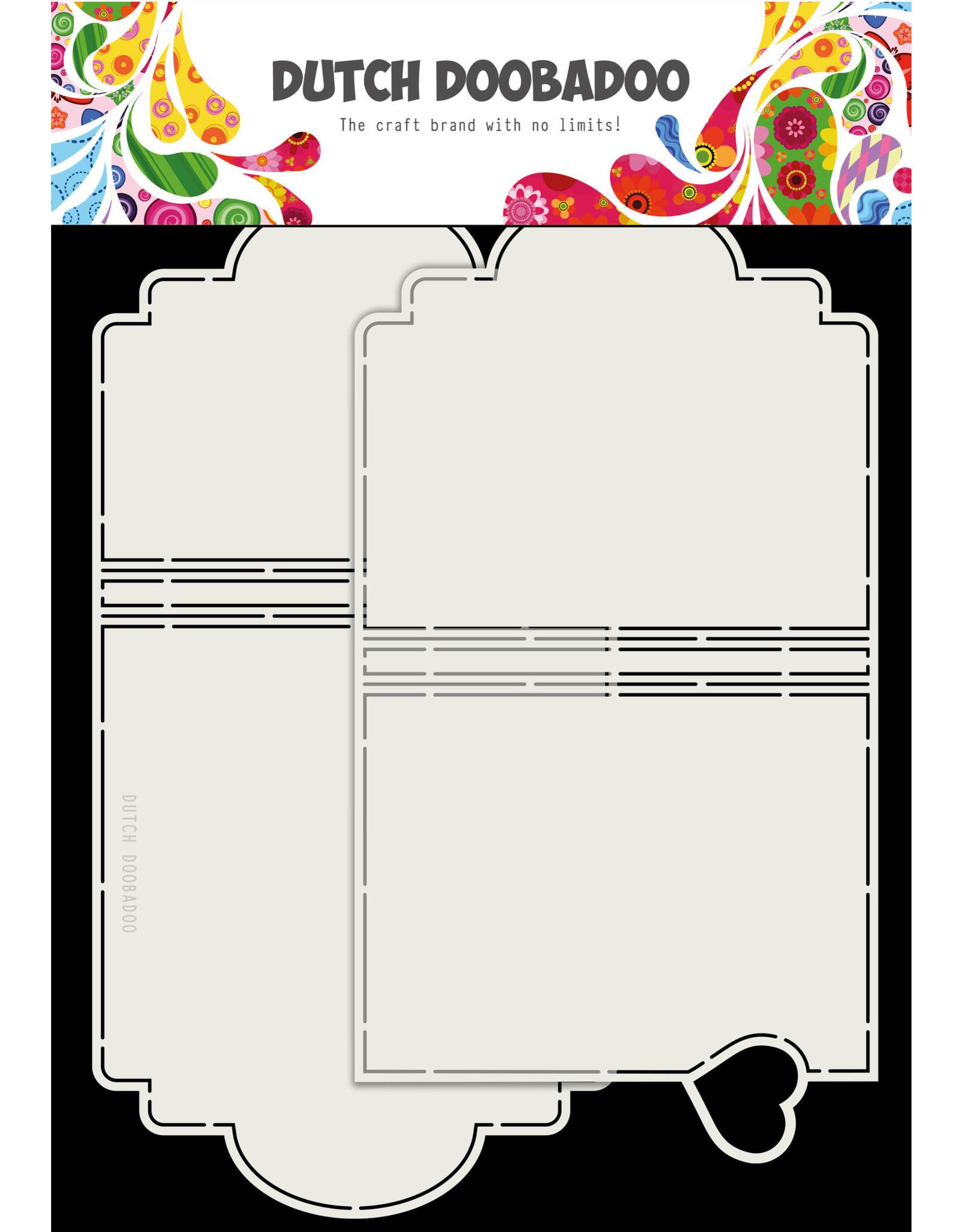 Dutch Doobadoo DDBD Card Art A4 Mini album set