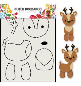 Dutch Doobadoo DDBD Card Art Rendier A5