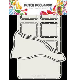 Dutch Doobadoo DDBD Card Art A5 Chocolate