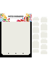 Dutch Doobadoo DDBD Card Art Mini Album Months 13 set