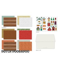 Dutch Doobadoo DDBD Crafty kit Christmas Scene