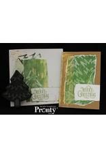Pronty Crafts Stempel  |  Kerstboom