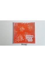 Pronty Crafts Foam Stamp Splashes