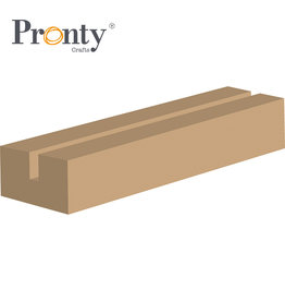 Pronty Crafts MDF Standard for 3mm objects