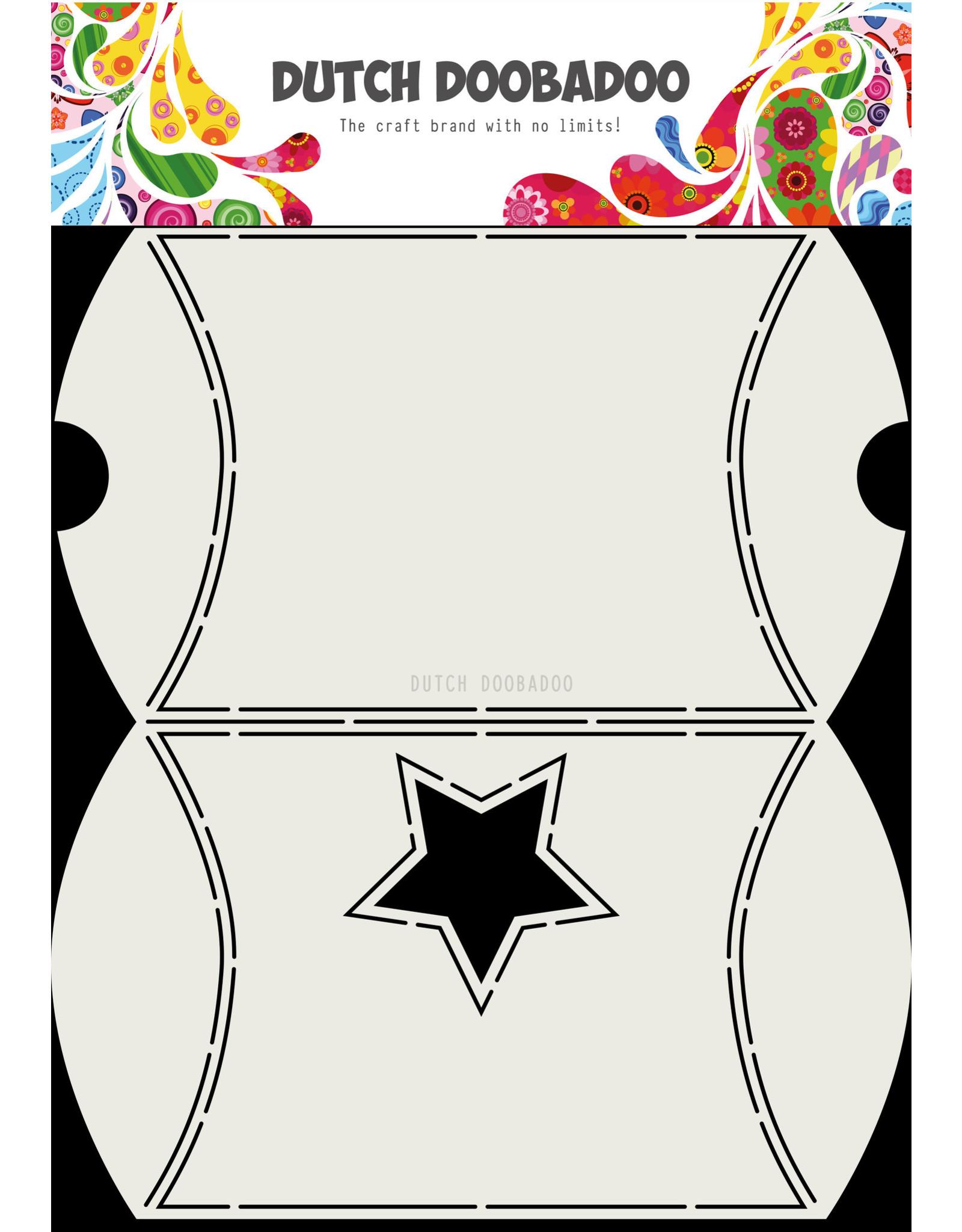 Dutch Doobadoo DDBD Dutch Box Art Envelope with star