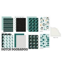 Dutch Doobadoo DDBD Crafty Kit Crismas Mood