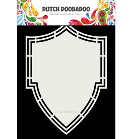 Dutch Doobadoo DDBD Dutch Shape Art Shield A5