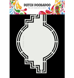 Dutch Doobadoo DDBD Dutch Shape Art Janneke A5