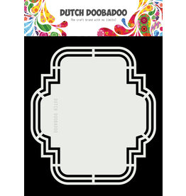 Dutch Doobadoo DDBD Dutch Shape Art Iris A5