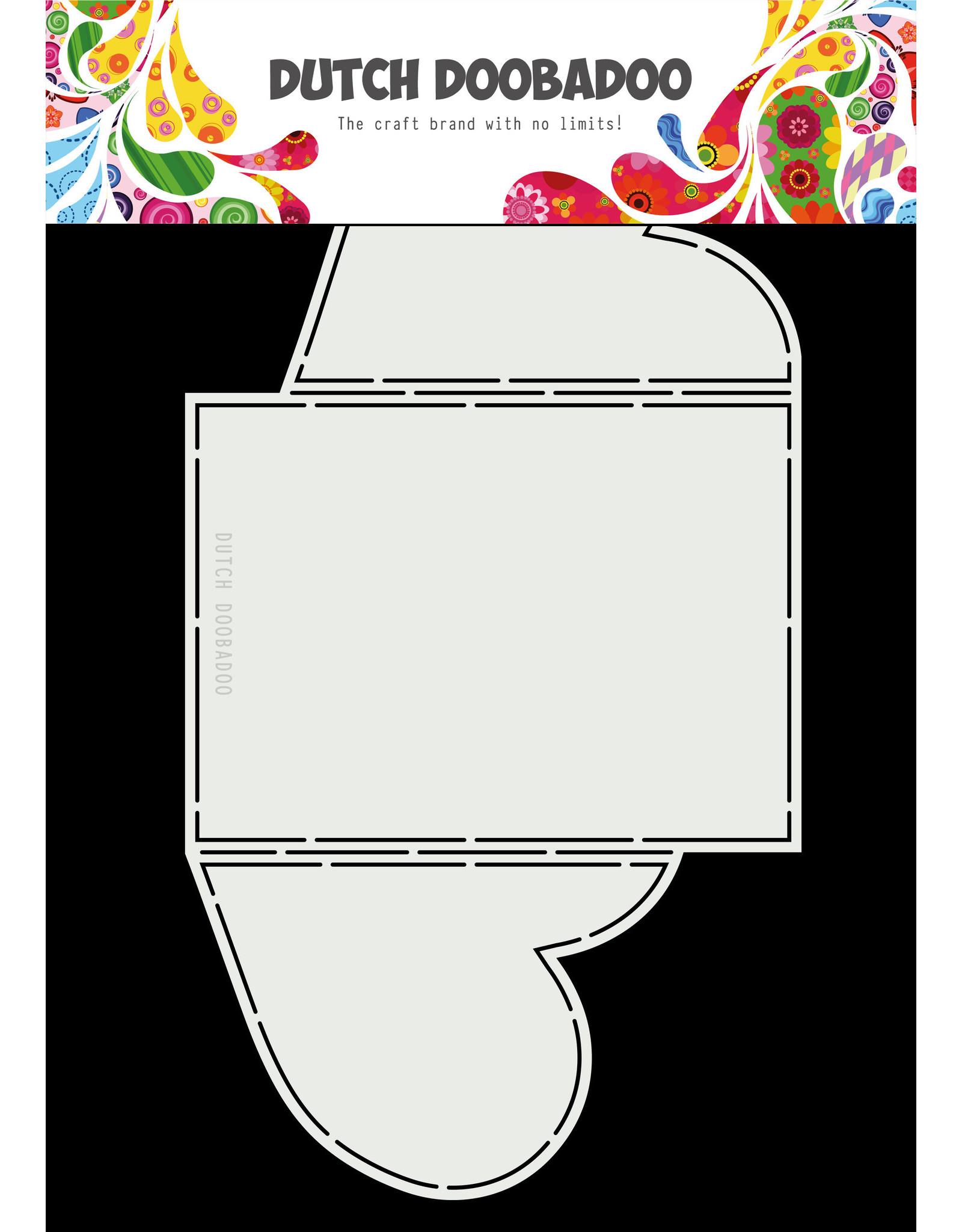 Dutch Doobadoo DDBD Card Art A4 Hearts