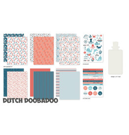 Dutch Doobadoo DDBD Crafty Kit Sea Bottom