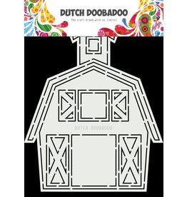 Dutch Doobadoo DDBD Card Art A5 Barn